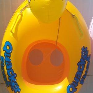 גלגל ים ברווז | מתנפחים לבריכה