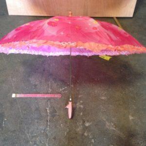 מטרייה בד ותחרה | מטריות איכותיות