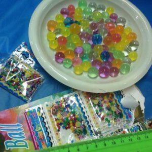 כדורים גדלים במים | כדורים משחק | הפתעות ליום הולדת