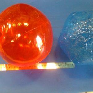 כדור ים שקוף | כדור מתנפח
