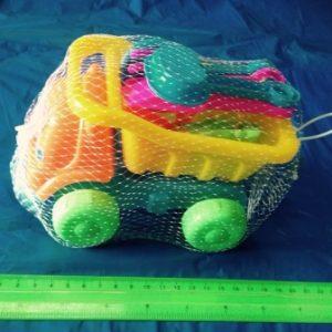 משאית כלי ים בינוני | משאית צעצוע | כלים לים