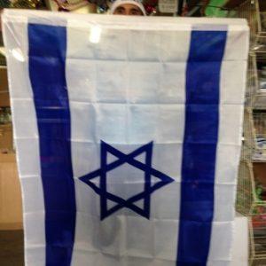 דגל ישראל | דגל מדינת ישראל | גודל 110/150 מטר