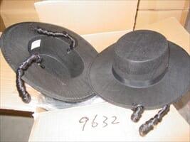 כובע לחסיד לבד | כובע חסיד לפורים | תחפושת חסיד לפורים