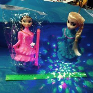 אנה ואלזה עם מוט על חוט | אנה ואלזה צעצועים