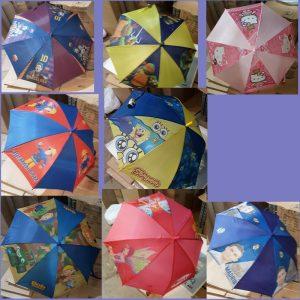מטריות ממותגות | מטריות לילדים