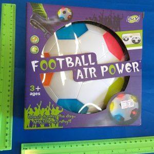 כדורגל עם סוללות
