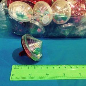 סביבון עם סוכריות | אביזרים לחנוכה