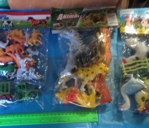 חיות בשקית | חיות צעצועים לילדים | צעצועים בסיטונאות