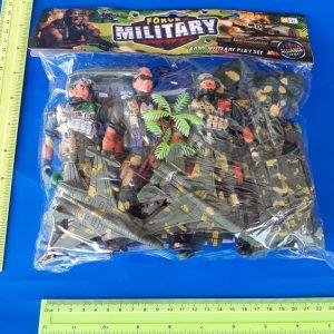 חיילים צעצוע בשקית | צעצועים בסיטונאות