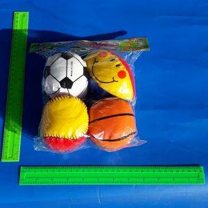כדורי בד ברביעייה | צעצועים בסיטונאות