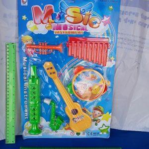 כלי נגינה בלוח | כלי נגינה צעצוע