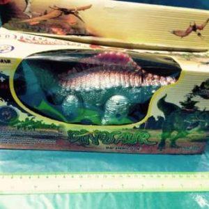 דינוזאור על סוללות | צעצועים בסיטונאות