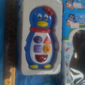 פלאפון פינגווין | פלאפון צעצוע | צעצועים בסיטונאות