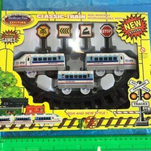 רכבת בינונית על סוללות | צעצועים בסיטונאות