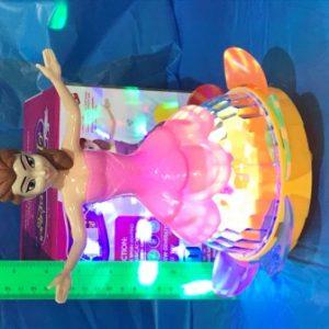 קרוסלה אלזה עם אור ומוזיקה | אלזה צעצוע | צעצועים בסיטונאות