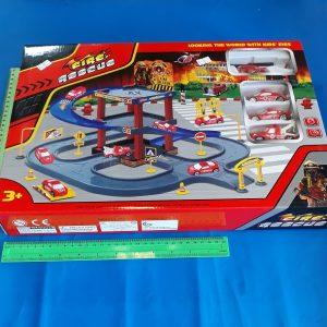 תחנת כיבוי אש גדולה | תחנת כיבוי אש לילדים | צעצועים בסיטונאות