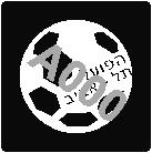 קעקוע הפועל תל אביב | קעקוע זמני | שבלונה דגם 177