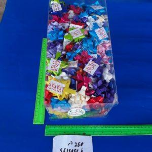 פרח נדבק 250 יחידות צבעוני