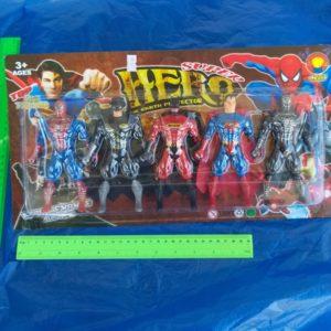 גיבורי על בלוח בבליסטר | גיבורי על לילדים | צעצועים בסיטונאות