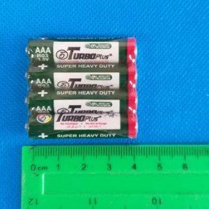 סוללות AAA | סוללות בסיטונאות | סוללות אבץ