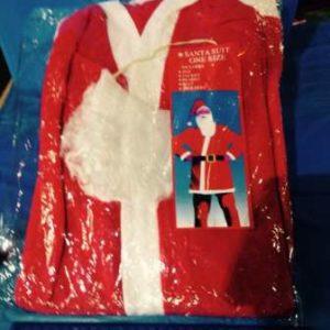 תחפושת סנטה קלאוס | תחפושת סנטה למבוגרים