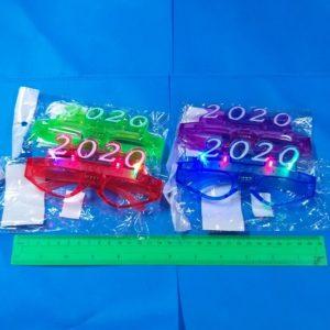 משקפיים אורות למסיבות 2020 | אביזרים למסיבות