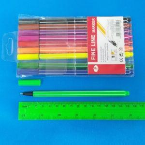עט לבד | עטים בצבעי מים | מארז עשירייה