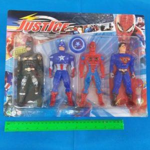 גיבורי על | גיבורי על דמויות | גיבורי על בובות | רביעייה