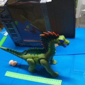 דינוזאורים לילדים | דינוזאור הולך גדול