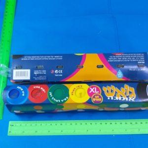 צבעי גואש לילדים | צבעי גואש אומגה | צבע גואש 14 צבעים 280 גרם