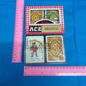 קלפים מקצועיים חפיסת קלפים ace