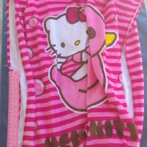 חלוק מגבת לילדים | קפוצון מגבת לילדים