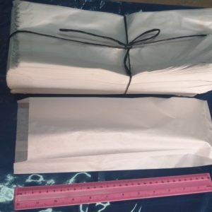 שקית נייר חצי בגט | שקית נייר לבגט | חצי בגט לבן