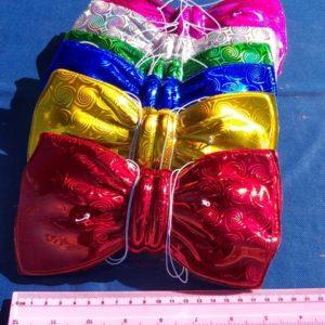 עניבה פפיון | עניבת פפיון פלסטיק גדול