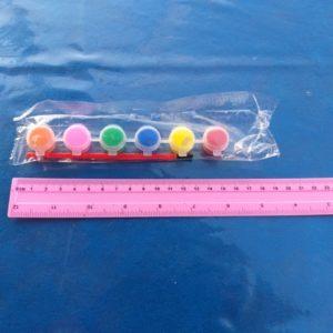 צבעי גואש קטן | צבעי גואש לילדים | צבע גואש שישייה 21 גרם