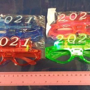 משקפיים 2021 | עם אורות למסיבות | אביזרים למסיבות