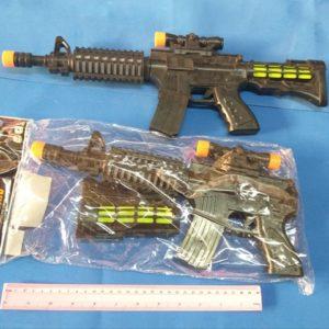 רובה רעש ואורות בשקית | רובה M16 | רובה קלצניקוב | רובה צלפים