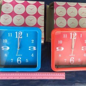 שעון קיר מרובע | שעון קיר מיוחד