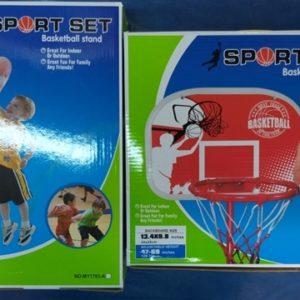 עמוד עם סל לכדורסל | עמוד כדורסל